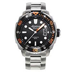 Alpina-Extreme-Diver-300-Orange-Automatic-Al-525LBO4V26B