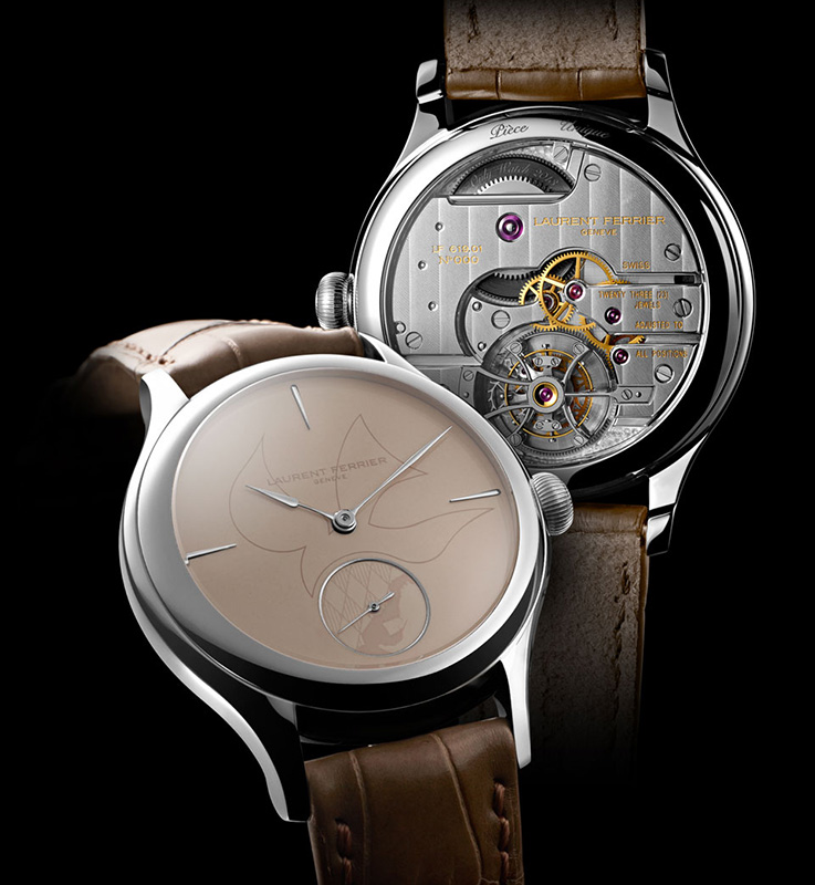 Laurent Ferrier Galet Classic Tourbillon Double Spiral Only Watch 2013