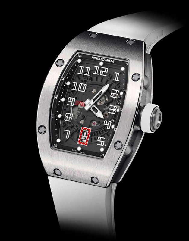 Richard Mille RM 007 Lacoste Ladies Open 2013 Unique Watch