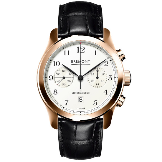 Bremont ALTI-C Rose Gold Classic Watch
