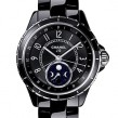 Chanel J12 Moonphase Ceramic Ladies' Watches