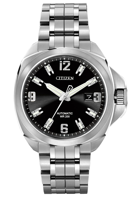 Citizen Signature Grand Touring NB0070-57E Watch