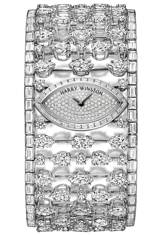 Harry Winston Mrs. Winston High Jewelry Watch