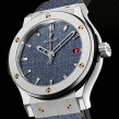 Hublot Classin Fusion Jeans Laurent Picciotto Watch