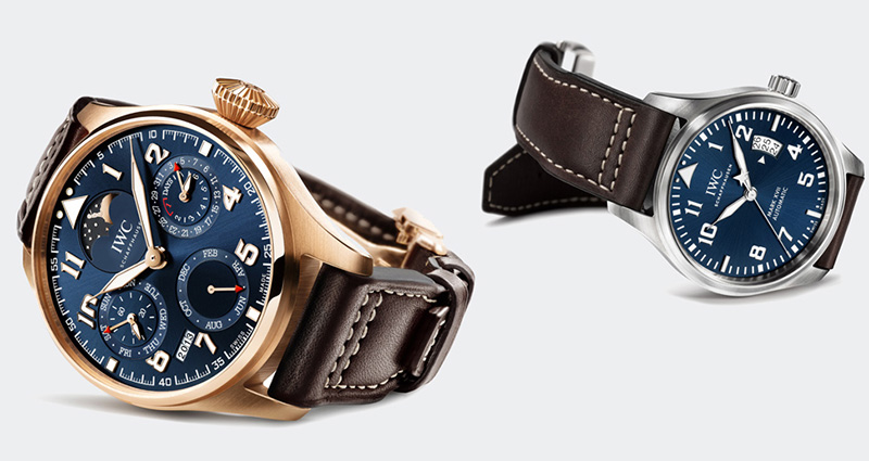 IWC Big Pilots Edition Le Petit Prince Watches