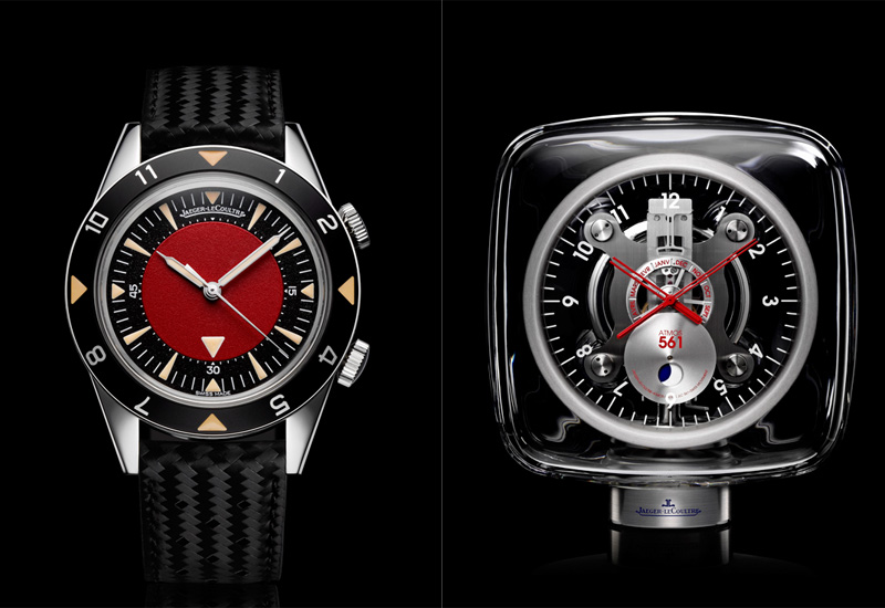 Jaeger LeCoultre- Watches Red Auction