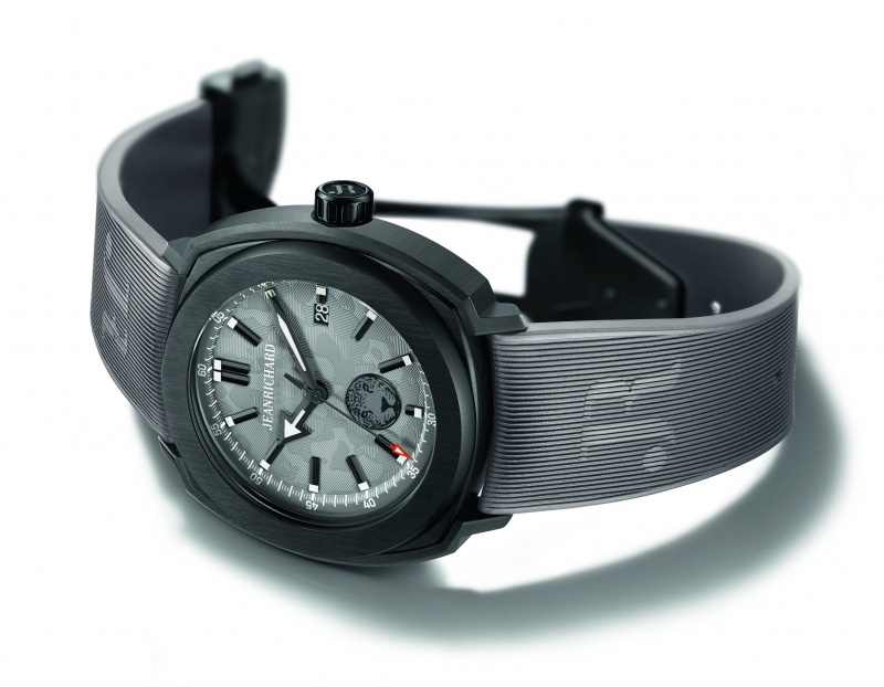 JeanRichard Terrascope Jaguar Watch
