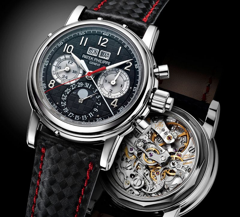 Patek Philippe 5004T Caseback Only Watch 2013