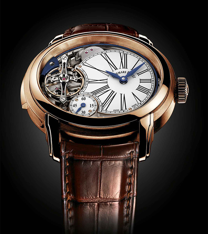 Audemars Piguet Millenary Minute Repeater Watch
