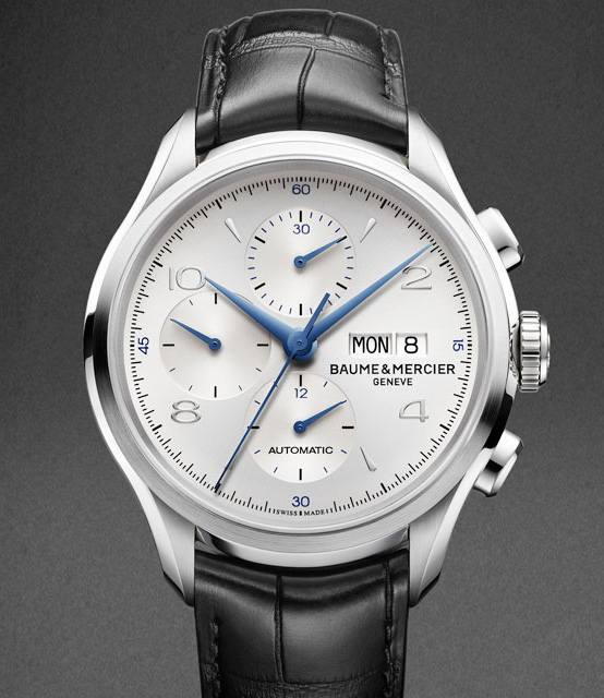 Baume & Mercier Clifton Chronograph Watch
