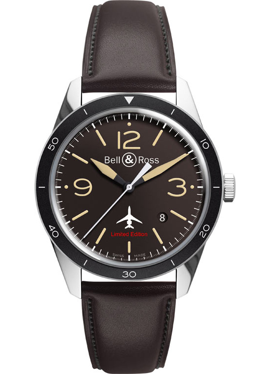Bell & Ross Vintage BR 123 Falcon Watch