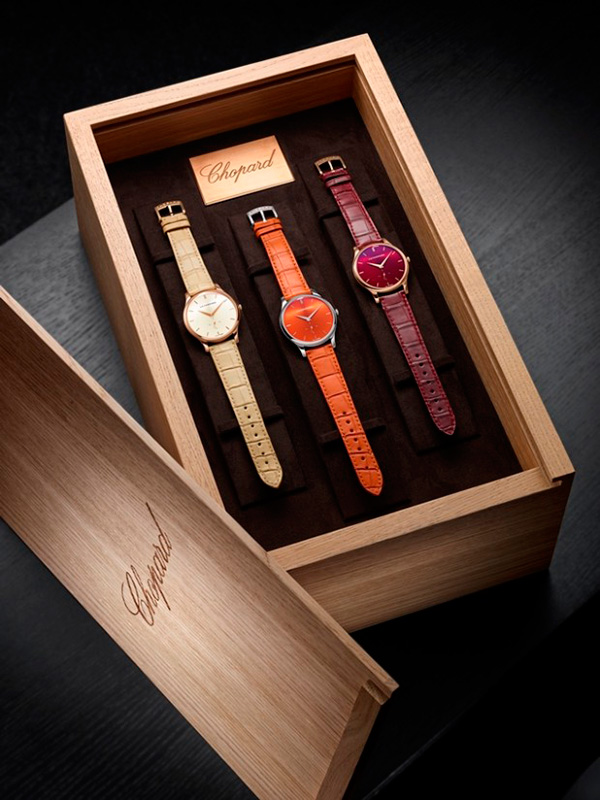 Chopard L.U.C XPS Champagne, Bordeaux and Cognac Watch