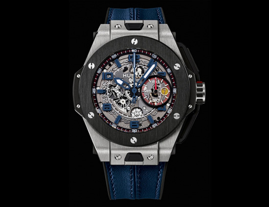 Hublot Big Bang Ferrari Texas Watch Front