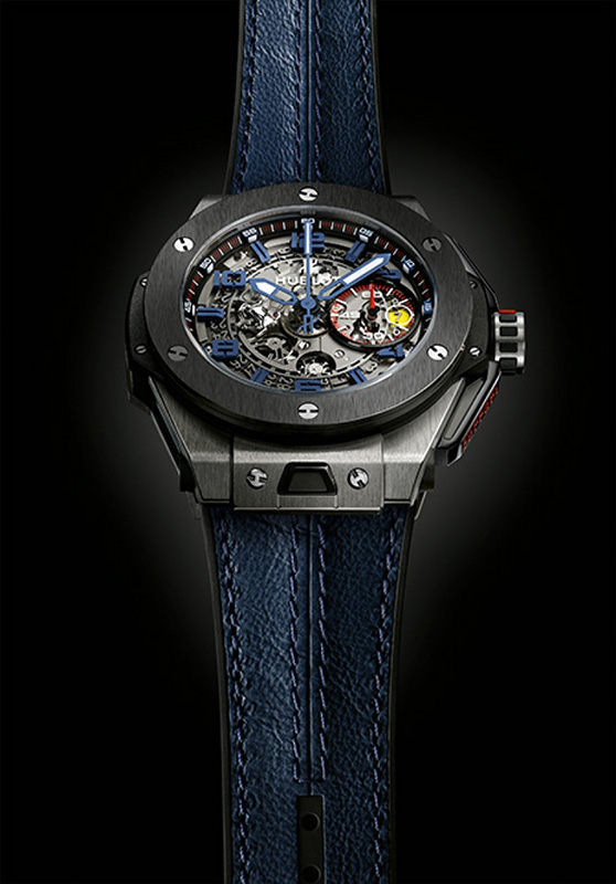 Hublot Big Bang Ferrari Texas Watch