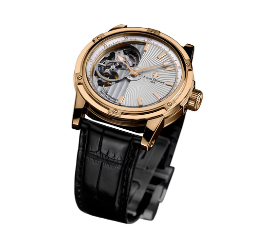 Louis Moinet Mecanograph Watch