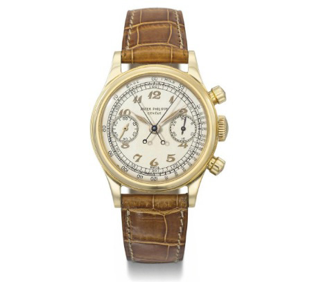 Patek Philippe Ref. 1563 18k Gold Watch