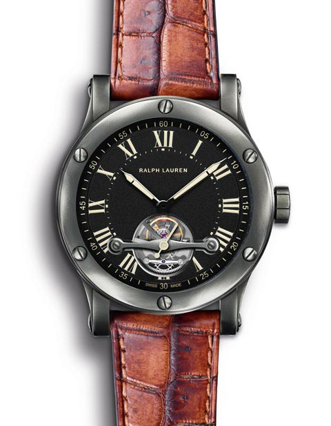 Ralph Lauren RL67 Safari Tourbillon Watch