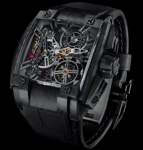 Rebellion 540 Magnum Tourbillon Watch
