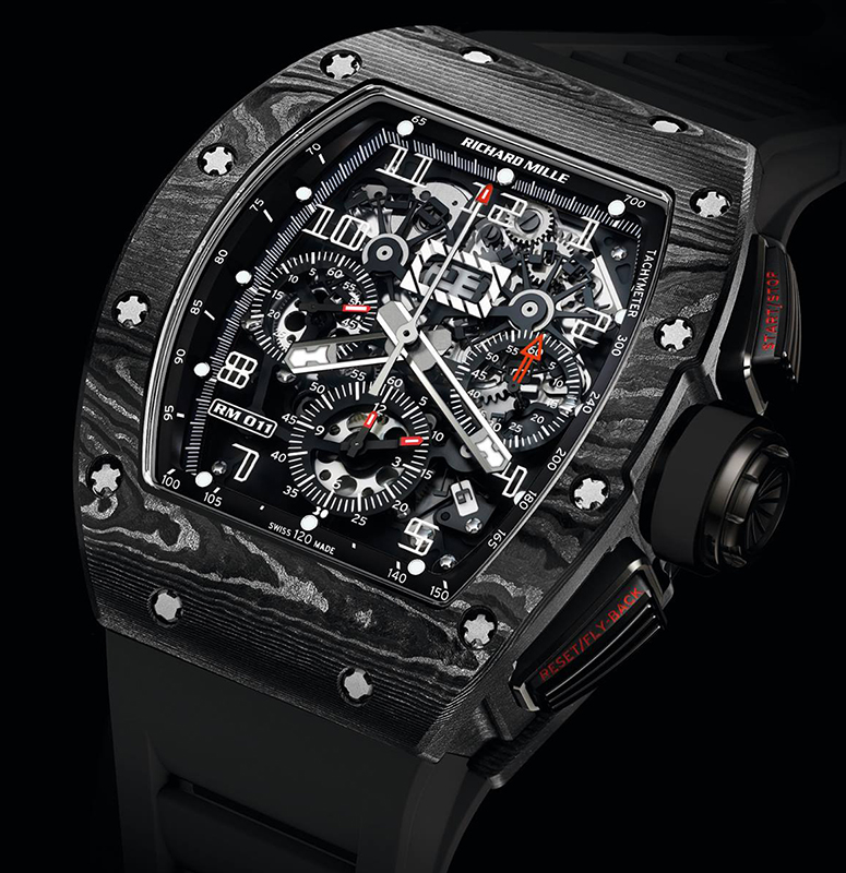 Richard Mille RM 011 NTPT Watch
