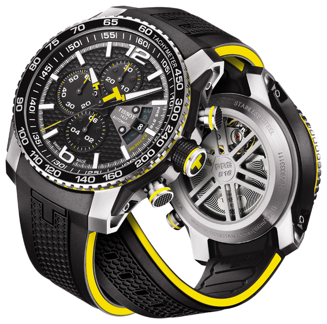 Tissot PRS 516 Extreme Chronograph Watch