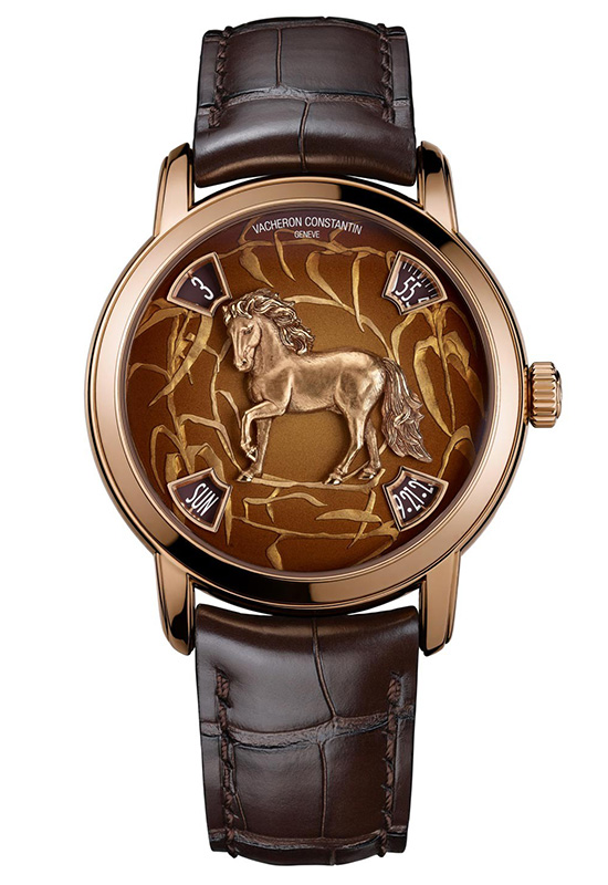 Vacheron Constantin Legend Of Chinese Zodiac Gold Watch
