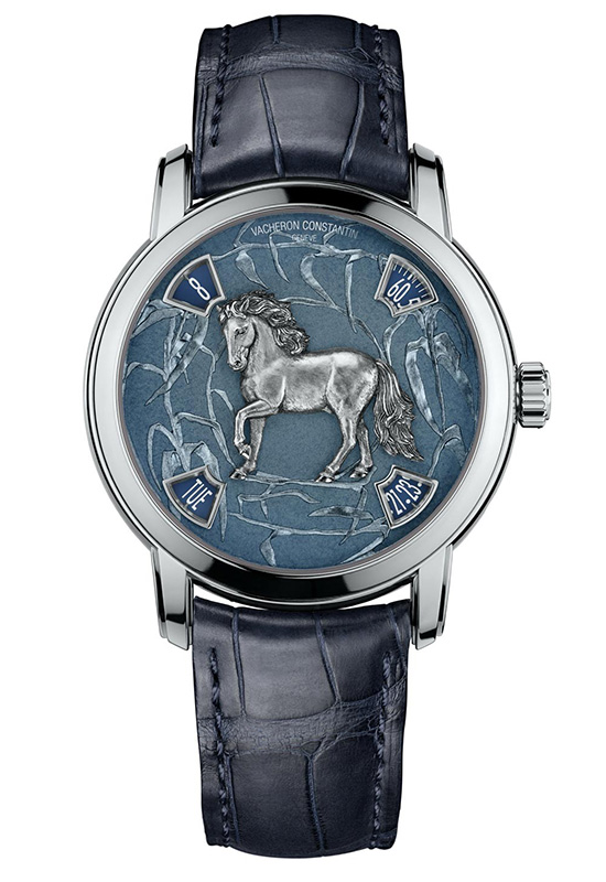Vacheron Constantin Legend Of Chinese Zodiac Titanium Watch