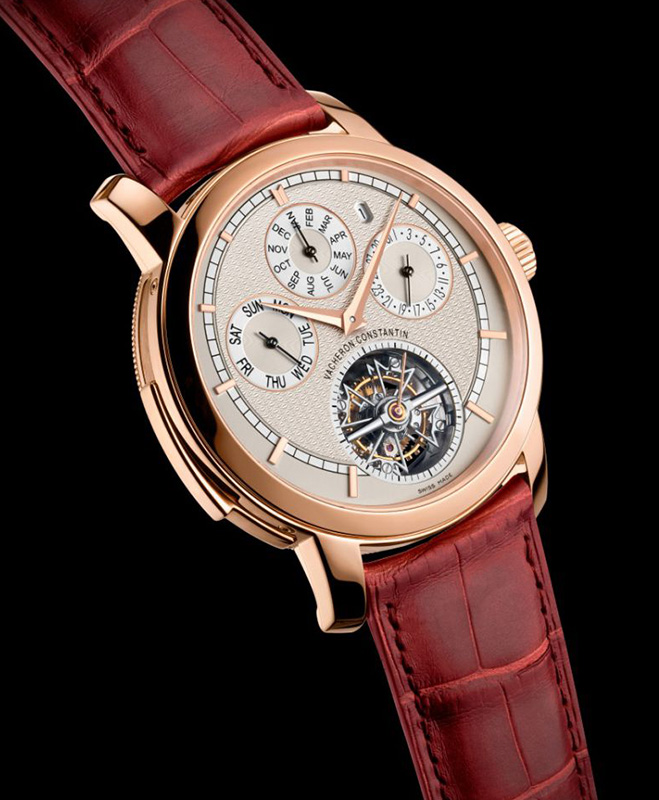 Vacheron Constantin Patrimony Traditionnelle London Boutique Watch Side