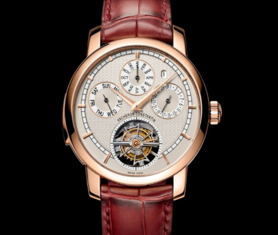 Vacheron Constantin Patrimony Traditionnelle London Boutique Watch