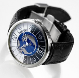 Antoine Preziuso Transworld Round Watch