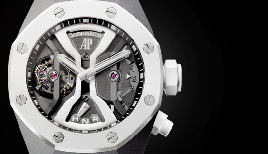 Audemars Piguet Royal Oak Concept GMT Tourbillon Watch Case