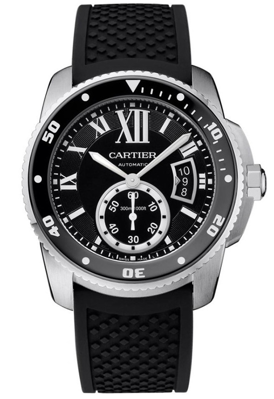 Cartier Calibre De Cartier Diver Watch Steel