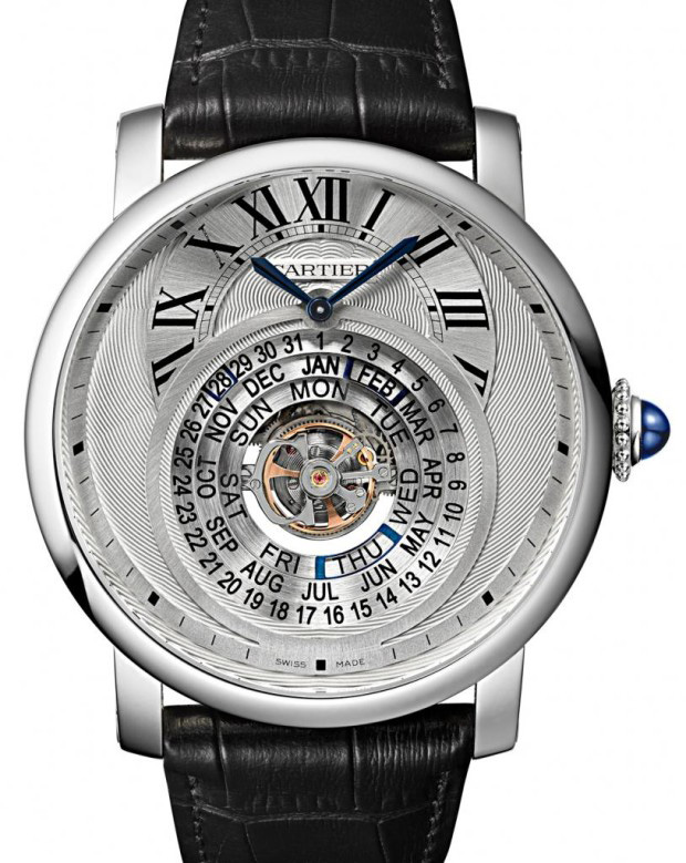 Cartier Created Rotonde de Cartier Astrocalendaire Watch