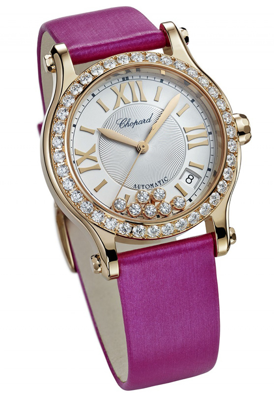 Chopard Happy Sport Automatic Saint Valentine's Day 2014 Watch 274808-5003