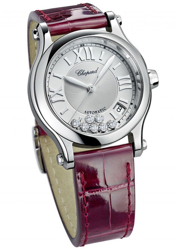 Chopard Happy Sport Automatic Saint Valentine's Day 2014 Watch 278559-3001