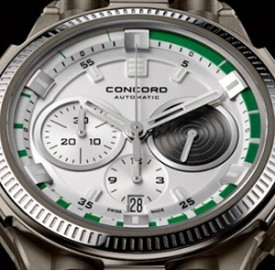 Concord C2 Teknologic Watch