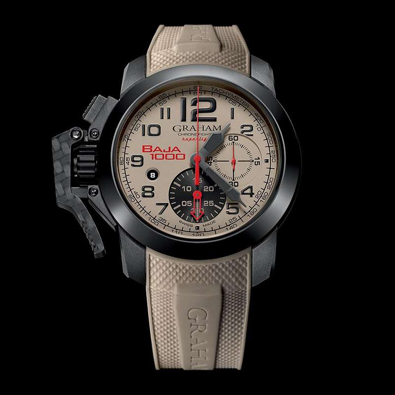 Graham Chronofighter Oversize Superlight Baja 1000 Watch