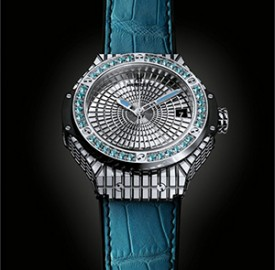 "Hublot Big Bang Caviar ""Lady 305"" Watch"