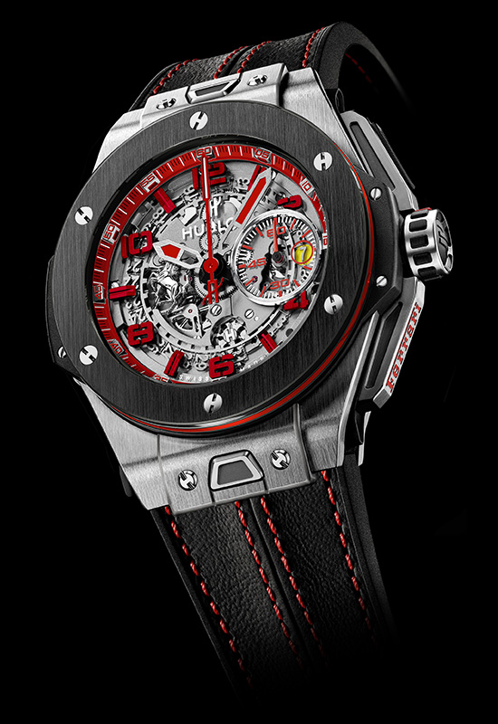 Hublot Big Bang Ferrari UK Limited Edition Watch