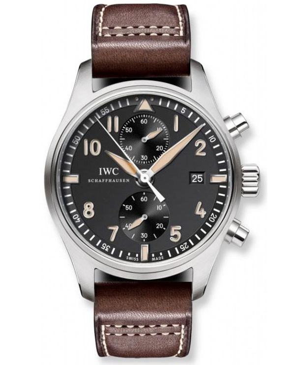 IWC Pilots Chronograph Edition Collectors Watch