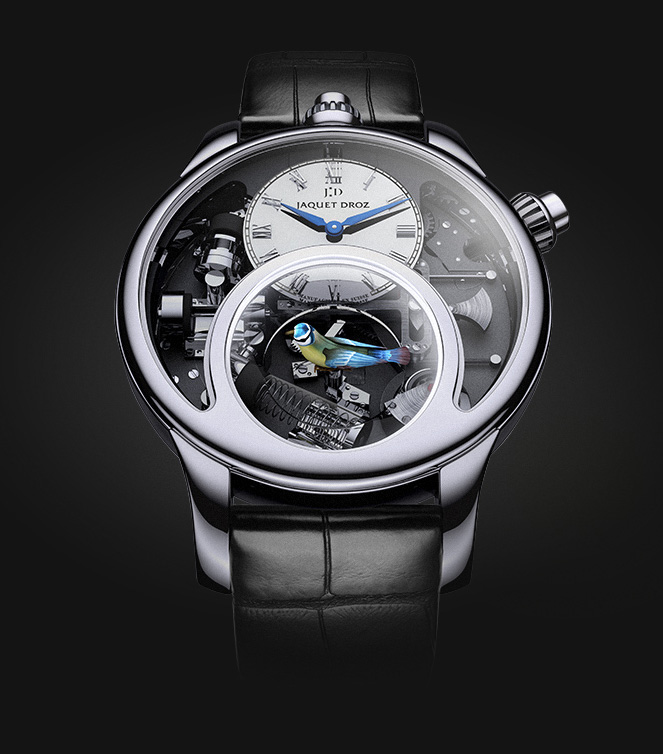 Jaquet Droz Charming Bird Watch