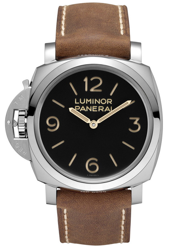 Panerai Luminor 1950 Left Handed 3 Days PAM557 Watch