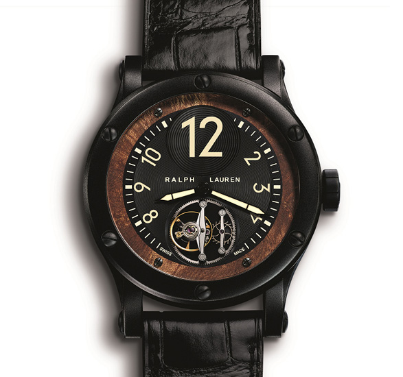 Ralph Lauren Automotive Flying Torbillon Watch