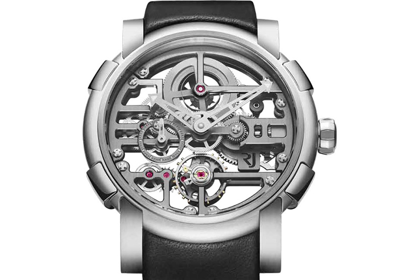 Romain Jerome Skylab Skeleton RJ.M.AU.023.01 Watch
