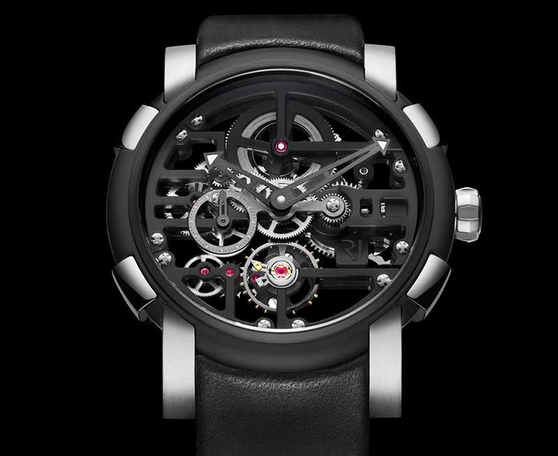 Romain Jerome Skylab Skeleton RJ.M.AU.025.01 Watch