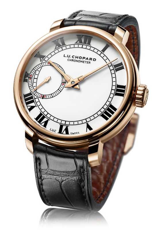 Chopard L.U.C 1963 Chronometer Watch