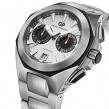 Girard-Perregaux Chrono Hawk with Steel Bracelet