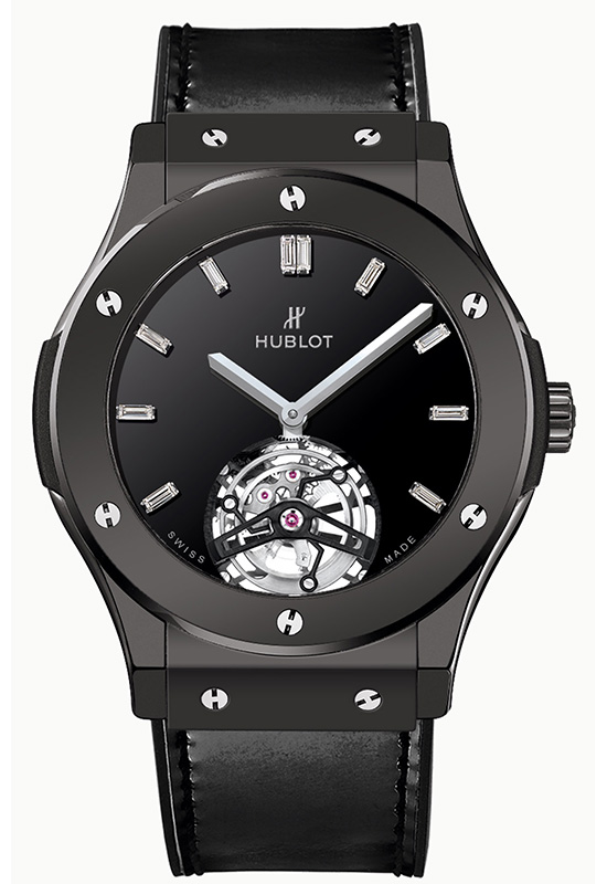 Hublot Classic Fusion Tourbillon Night-Out Watch