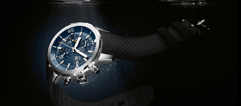 "IWC Aquatimer Chronograph Edition ""Expedition Jacques-Yves Cousteau"" Watch"