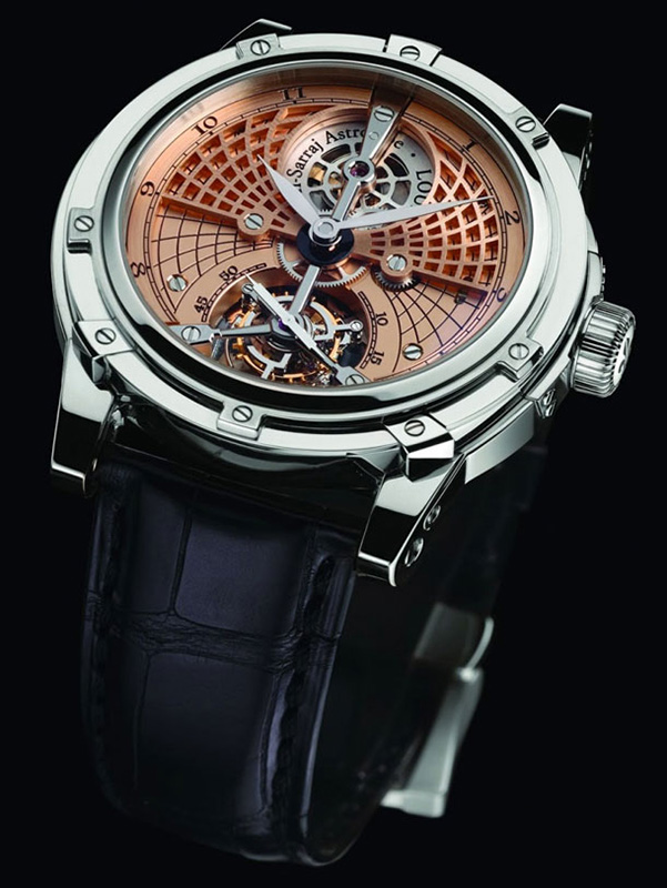 Louis Moinet Astrolabe Tourbillon Watch