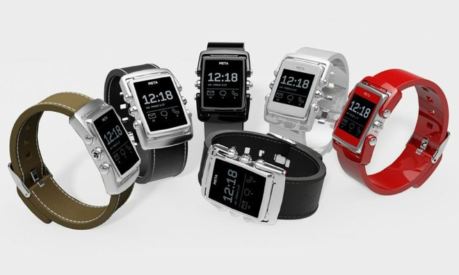 Meta Premium Smart Watches